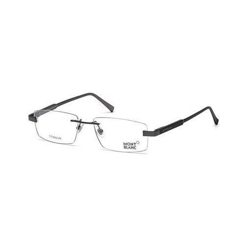Mont blanc Okulary korekcyjne mb0661 008