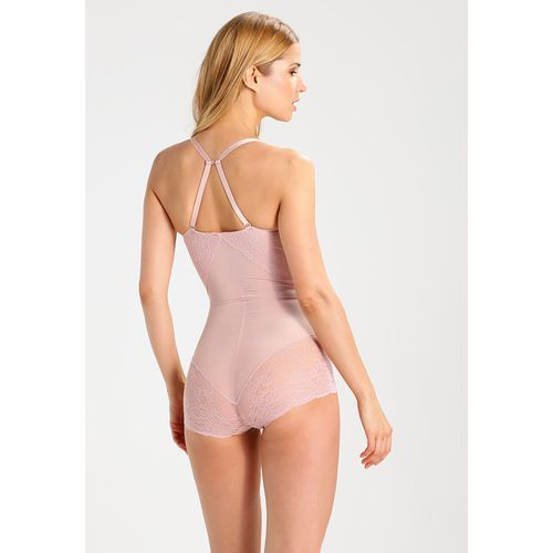 07cfda6ece9d59 ▷ Spanx LACE COLLECTION Body vintage rose, kolor beżowy - ceny z ...