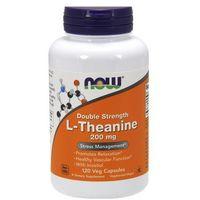 L-Teanina plus Inozytol 200mg 120 kaps.
