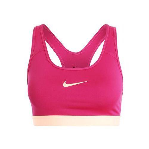 Nike Performance NEW CLASSIC Biustonosz sportowy sport fuchsia/sunset glow, 844261