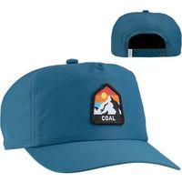 czapka z daszkiem COAL - The Peak Teal (01) rozmiar: OS