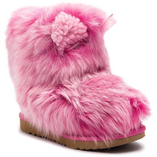 Buty UGG - K Pinkipuff Classic II 1096889 K/Paz, kolor różowy
