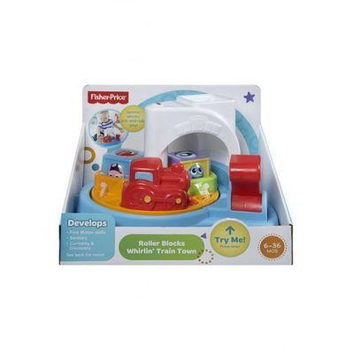 Klocki dla dzieci Mattel 5.10.15.