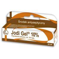 Jodi gel 10% żel 0,1g/1g 10ml marki Gemi