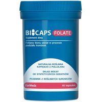 Kapsułki BICAPS FOLATE 500 μg (60 kaps)
