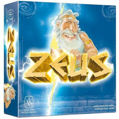 Nasza księgarnia Zeus