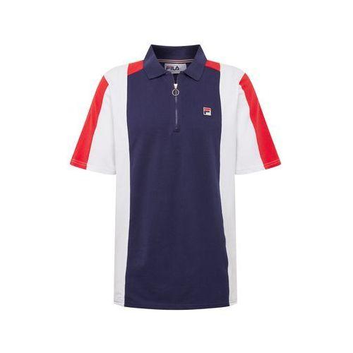 FILA Koszulka 'ARCHIVE INSPIRED' ciemny niebieski / czerwony / biały, kolor niebieski
