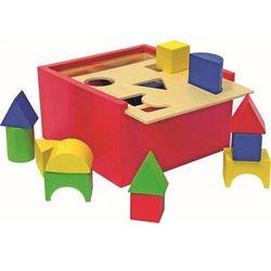 pudełko z klockami - małe marki Woody