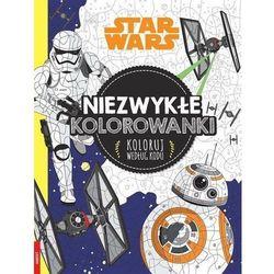 Niezwykłe kolorowanki Star Wars, Koloruj według wzoru - Opracowanie zbiorowe
