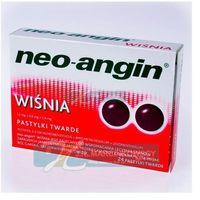 Neo-Angin wiśnia pastyl.twarde 1,2mg+0,6mg+5,9mg 24 pastyl. (5909990841639)
