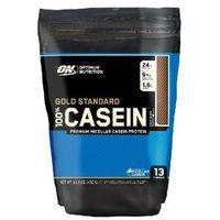 OPTIMUM NUTRITION 100% Casein - Czekolada 450 g - 450 g \ Czekoladowy