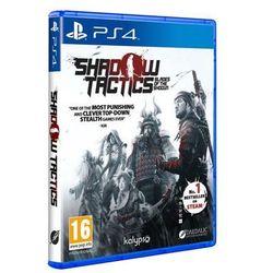 Blizzard entertainment Shadow tactics ps4