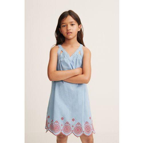 df9f9add57 Sukienka dziecięca Arti 110-164 cm (Mango Kids) - sklep SkladBlawatny.pl