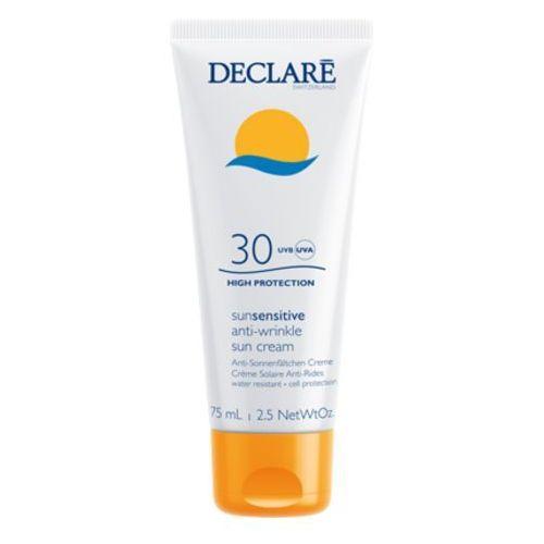 Declare Declaré sun sensitive anti-wrinkle sun cream spf 30 przeciwzmarszczkowy krem spf 30 (740) - Rewelacyjna obniżka