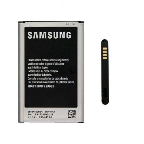 Samsung GT-N7500 Galaxy Note 3 Neo / EB-BN750BBC 3100mAh 11.78Wh Li-Ion 3.8V z NFC (oryginalny), EB-BN750BBC