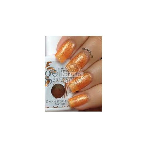Gelish close your fingers and cross your eyes