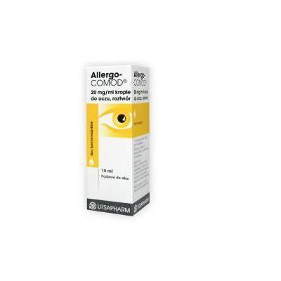 Krople do oczu ursapharm arznemittel gmbh & co.kg Apteka Zdro-Vita