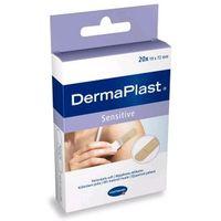 dermaplast sensitive - plaster z opatrunkiem dla skóry wrażliwej 1m x 6cm op. 1 szt. marki Hartmann
