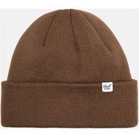 czapka zimowa REELL - Beanie Dark Brown (151) rozmiar: OS
