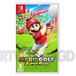 Nintendo Mario golf: super rush gra switch nintendo
