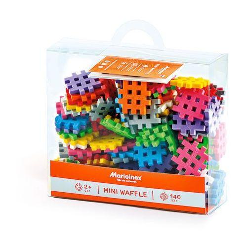 Marioinex Mini waffle 140 elementów