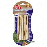 8in1 przysmak beef delights bone sticks 3 szt. - darmowa wysyłka od 99 zł (4048422108856)