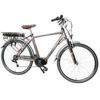 Cinzia Rower elektyczny sfera bf 28 d18 brązowy darmowy transport (8033389466855)