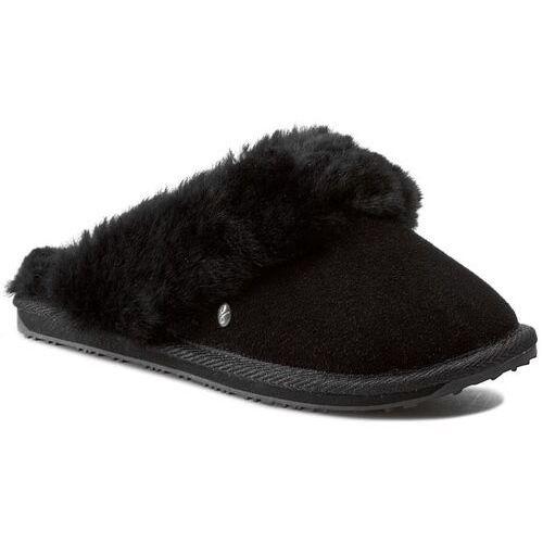 Kapcie - jolie w10015 black marki Emu australia