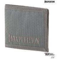 Portfel Maxpedition AGR Bi-Fold Wallet Gray BFWGRY