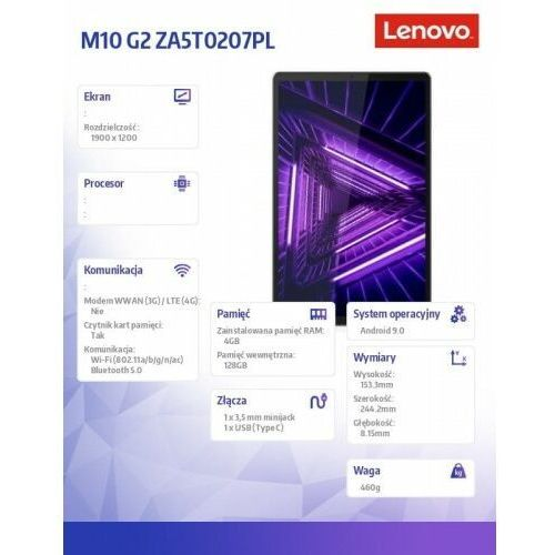 Lenovo M10 TB-X606F 128GB