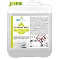 Medisept Quatrodes extra środek do dezynfekcji sprzętu medycznego 5 litrów (5907626633351)