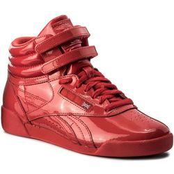 Buty - f/s hi patent cn2078 red marki Reebok