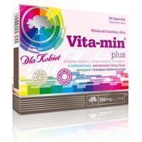 Witaminy OLIMP Vita-min plus Dla Kobiet 30 kaps