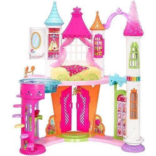 Zabawka barbie dreamtopia zamek sweetville dyx32 wb2 + darmowy transport! marki Mattel