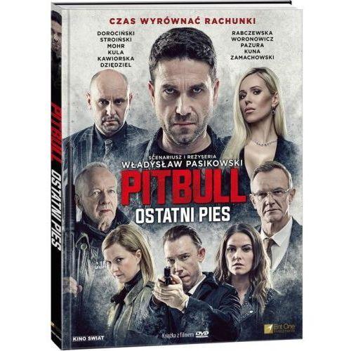 Pitbull ostatni pies (płyta dvd) marki Kino świat