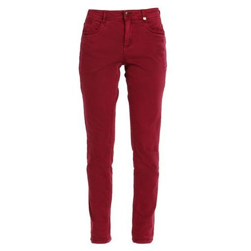 S.Oliver RED LABEL SHAPE Jeansy Slim fit beaujolais