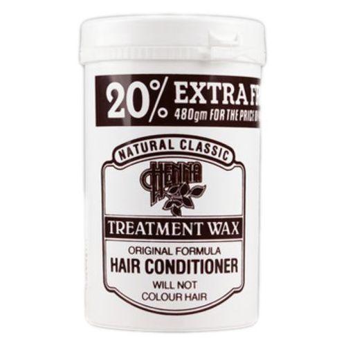 Wax henna treatment regenerująca maska do zniszczonych włosów Richards & appleby - Najtaniej w sieci