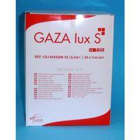 Zarys Gaza opatrunkowa jałowa 0.5 m2 gaza lux s 13 n - opakowanie 50 szt.