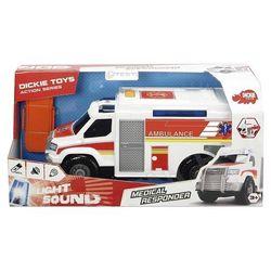 Ambulanse  Dickie Toys InBook.pl