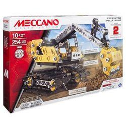 MECCANO Meccano Zestaw - koparka modułowa 2w1