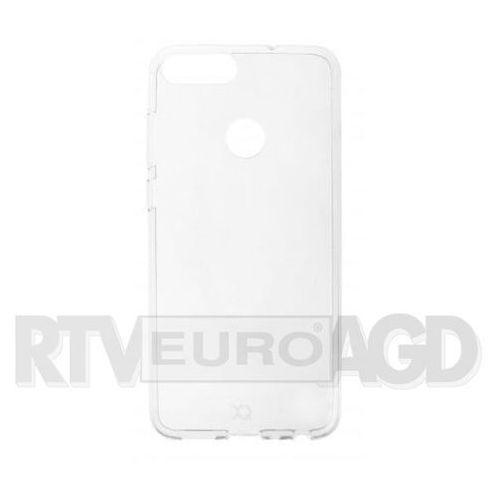 7206ef5ddec142 Etui na smartfon XQISIT Flex Case do Huawei P Smart Przezroczysty 32164,  32164 - Zdjęcie