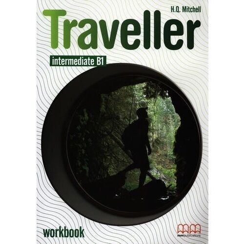 Traveller intermediate B1 Workbook + CD (9789604435906)