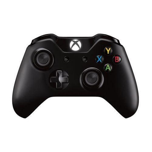 Kontroler MICROSOFT Xbox One Czarny, 6CL-00002