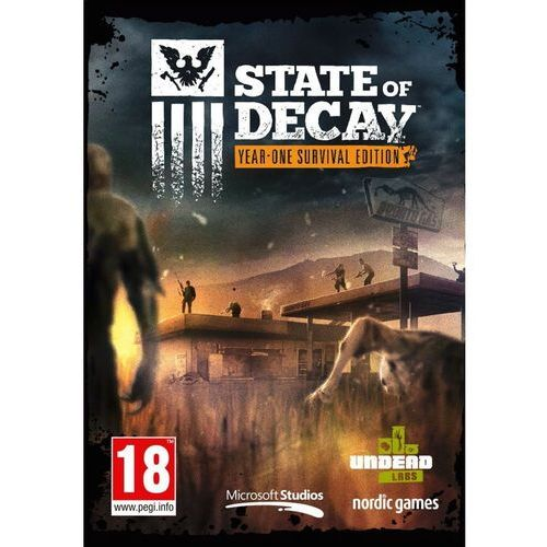 Gra pc state of decay year one edition marki Cd projekt