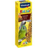 Vitakraft kracker - kolba miodowa dla dużych papug afrykańskich 2szt.