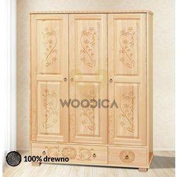 Szafy ubraniowe  Woodica Woodica
