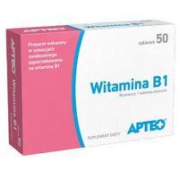 Tabletki APTEO WITAMINA B1 3mg x 50 tabletek
