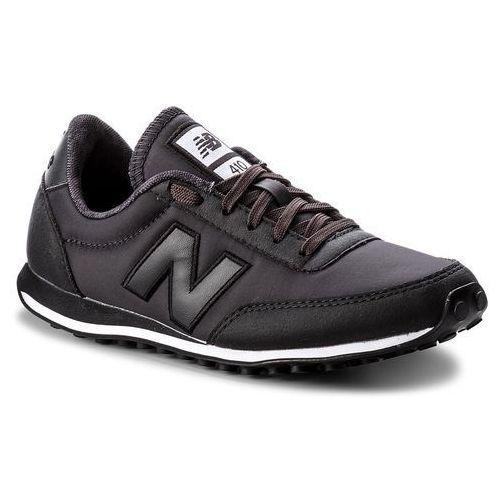 Sneakersy - wl410kbk czarny, New balance, 35-41.5