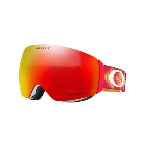 Oakley goggles Gogle narciarskie oakley oo7064 flight deck xm 706463