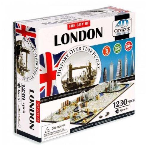4D City Puzzle Londýn, GK2002